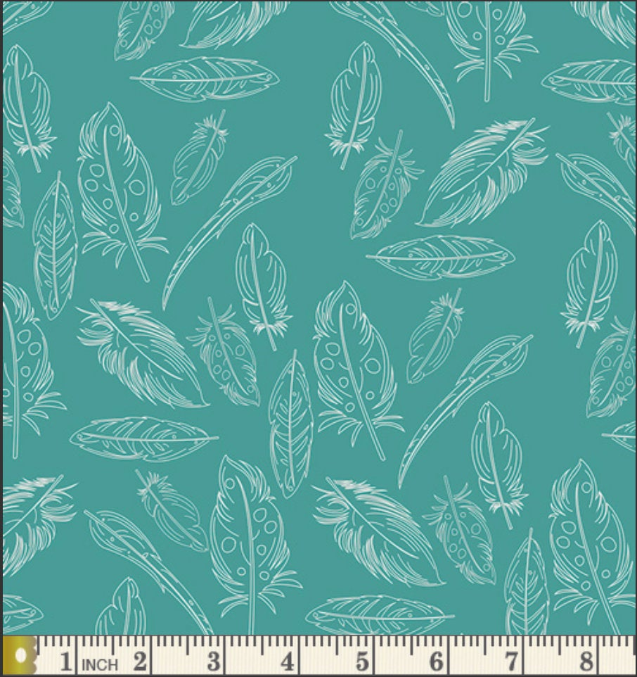 Penache Fresco fabric PEP-68204  designed by BariJ Petal and Plume  Collection for AGF