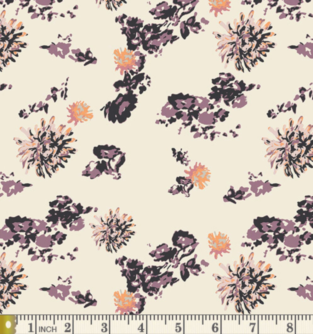 Petal Strings Romance from the Heart Melodies fabric collection by Art Gallery Fabrics