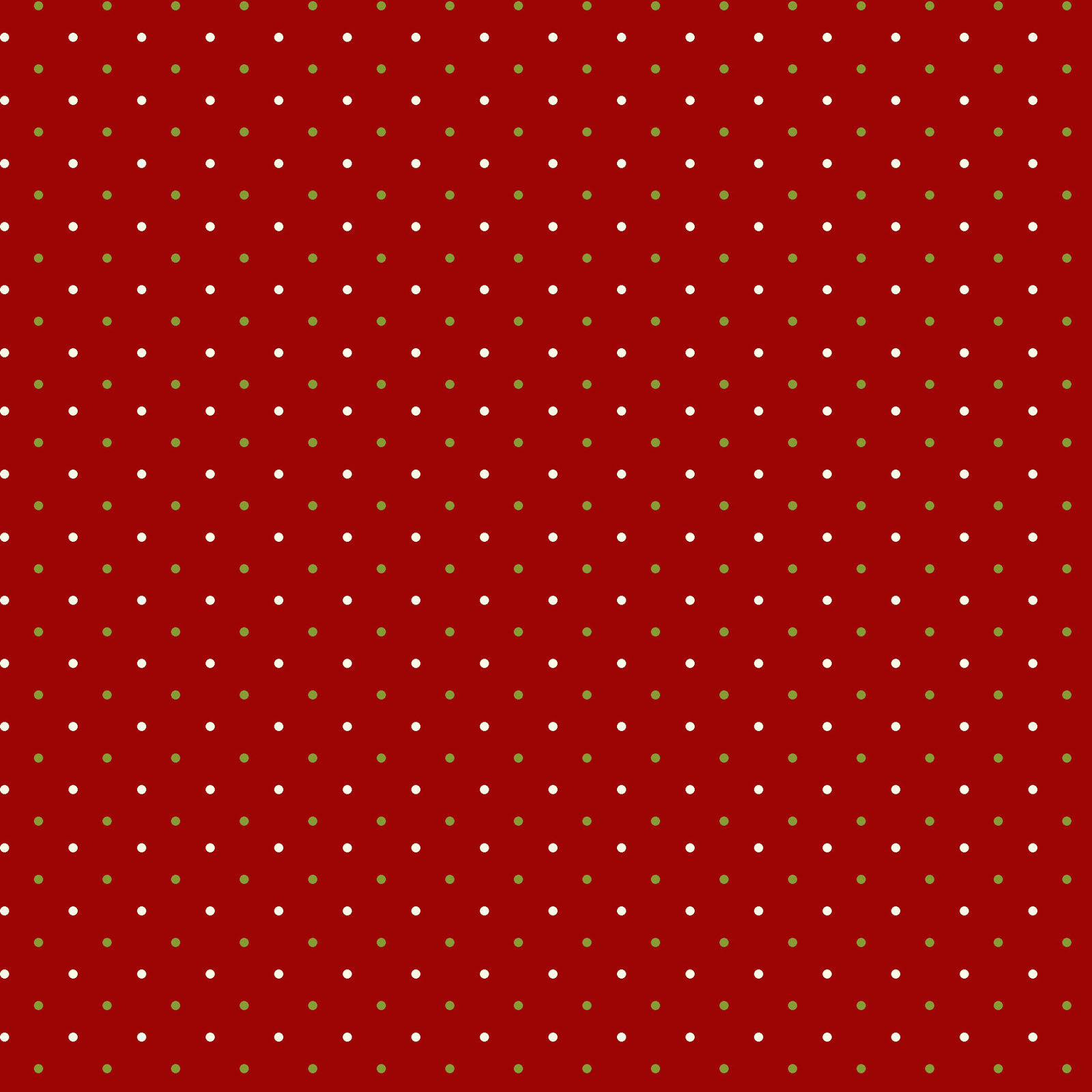 Small Dots red  from Ring in The Holly Days collection by Mary Jane Carey for Henry Glass Fabrics Christmas Holidays Festive