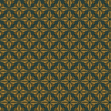 Wheat Blossoms  from the Sage and Sea Glass Fabric Collection designed by Kim Diehl for Henry Glass Fabrics HEG1545-11