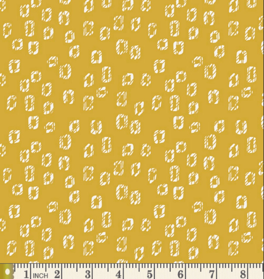 Woodblock Flaxen SBK37208 designed by Sharon Holland Sketchbook Collection for AGF