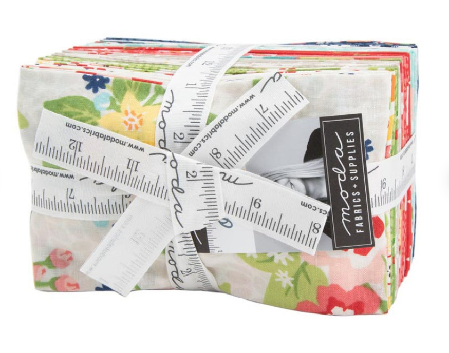 Orchard, Fat Eighth bundle designed by April Rosenthal for Moda, 32 -  9 x 22 Cuts of fabric