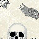 Tattoo, Born to Ride, Neutral, 52241-1