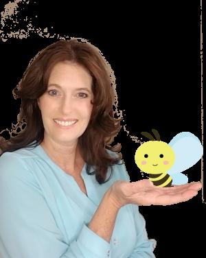 melissa bryan designs big bee applique