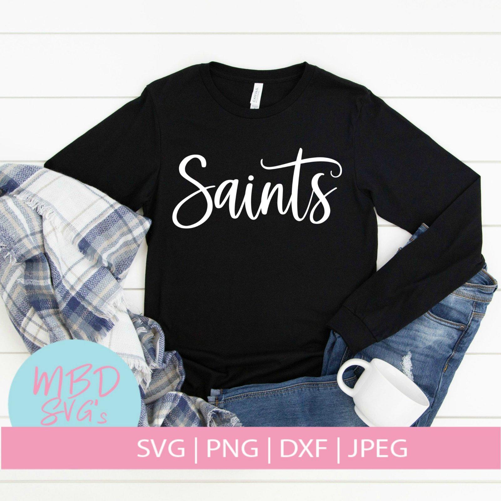 Saints SVG