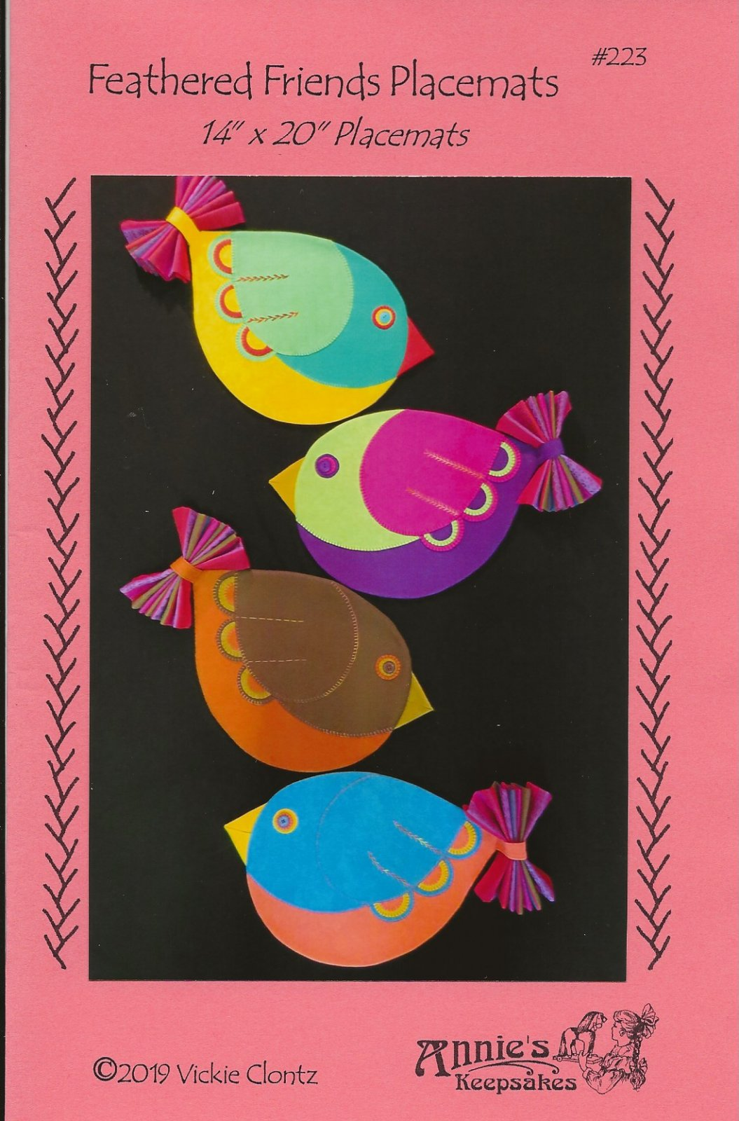 Feathered Friends Placemats