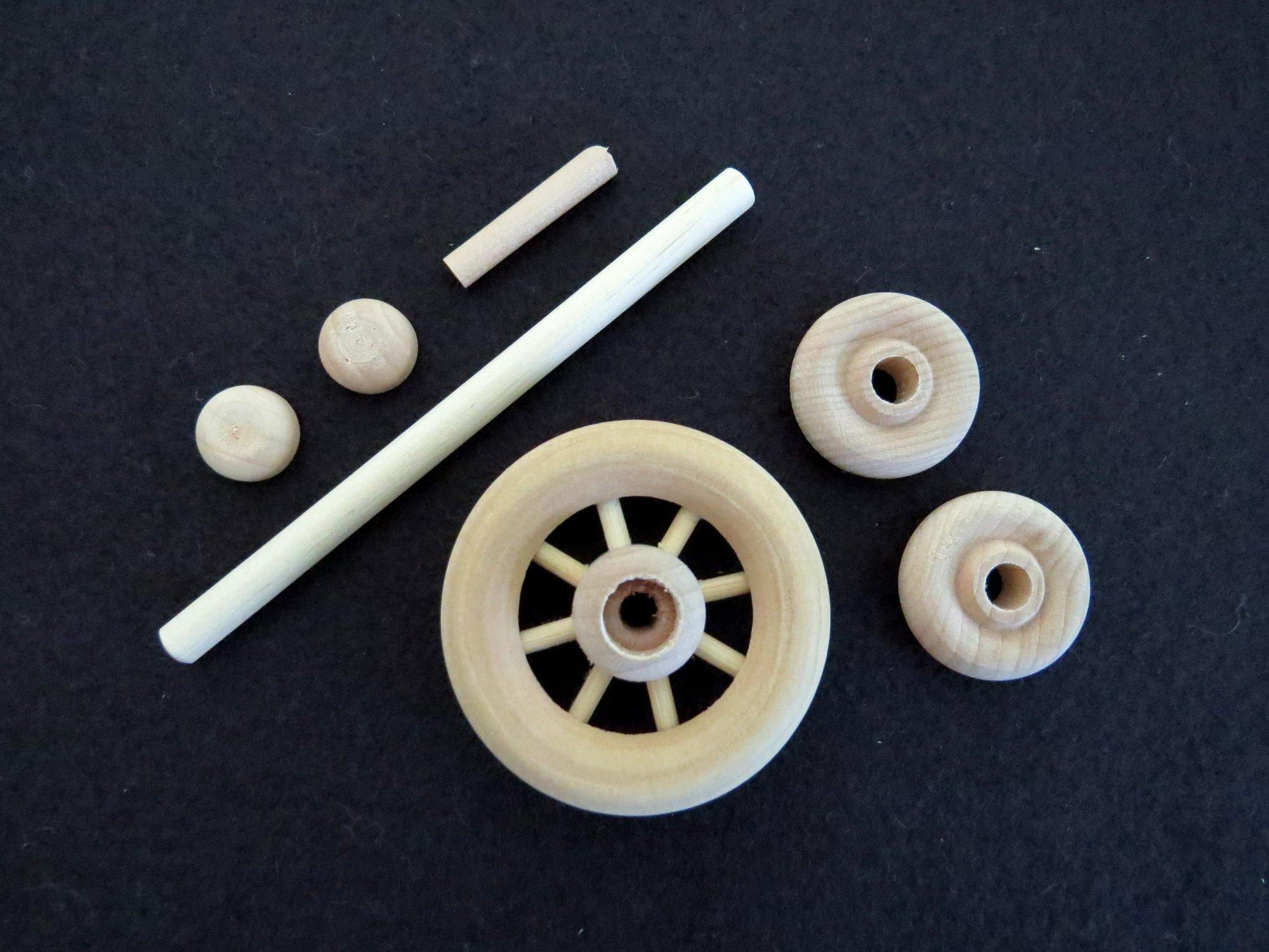 Baby Bunny Wheel Kit