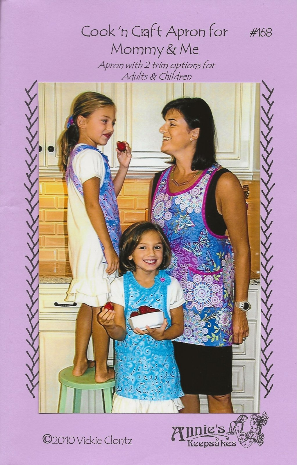 Cook 'n Craft Apron for Mommy & Me