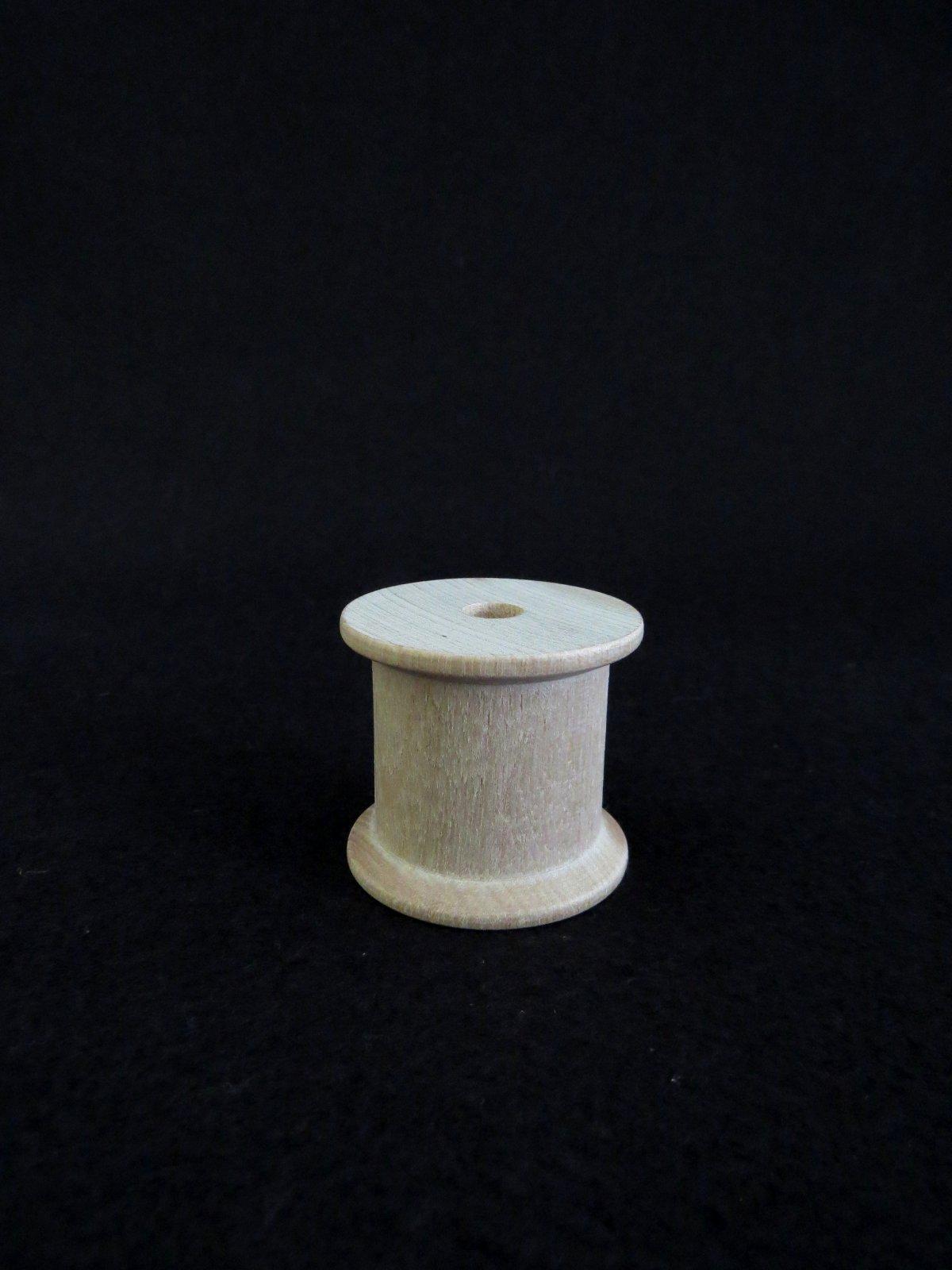 1-1/2 Wooden fat spool