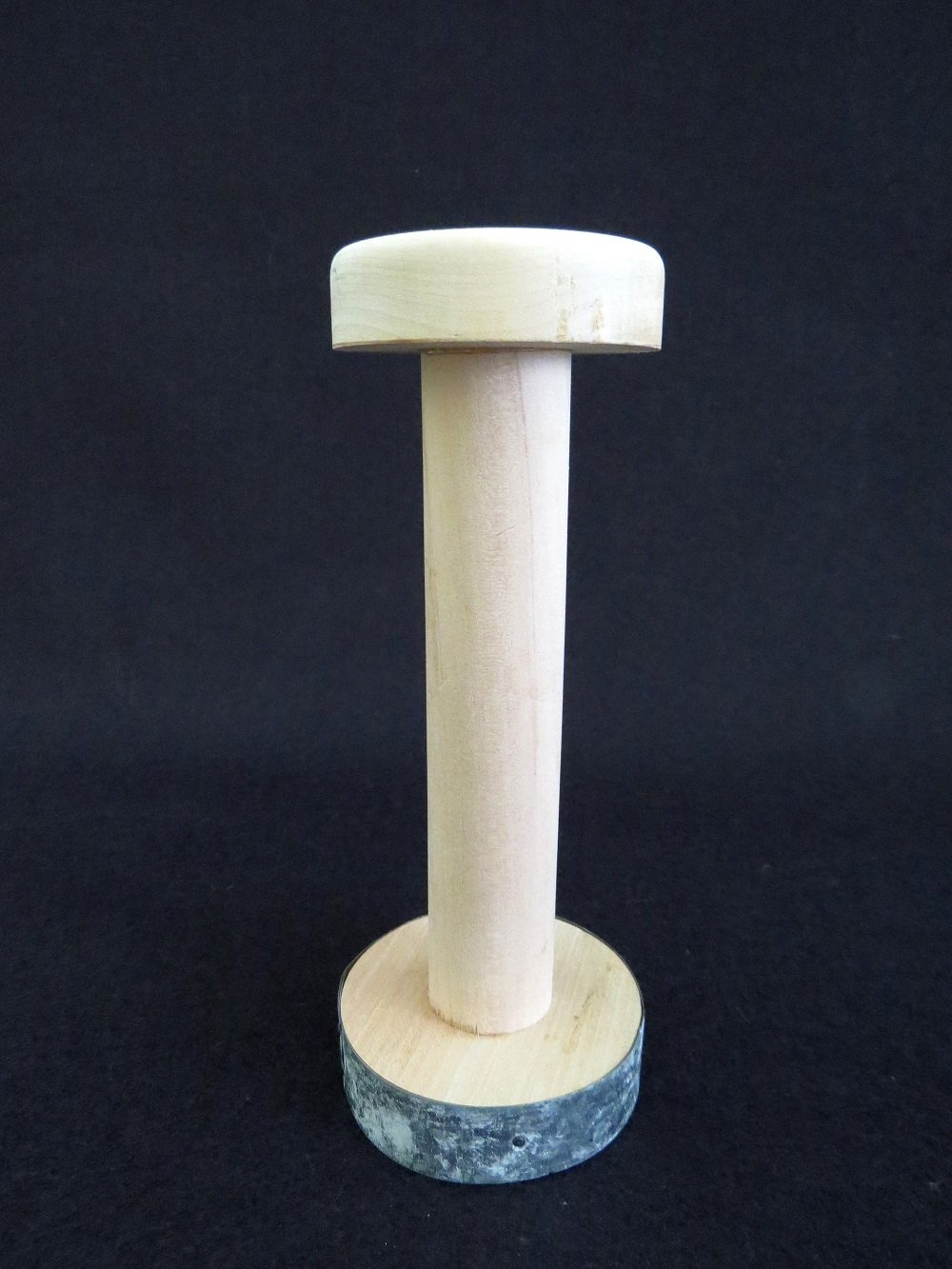7-1/2 Tall wooden base