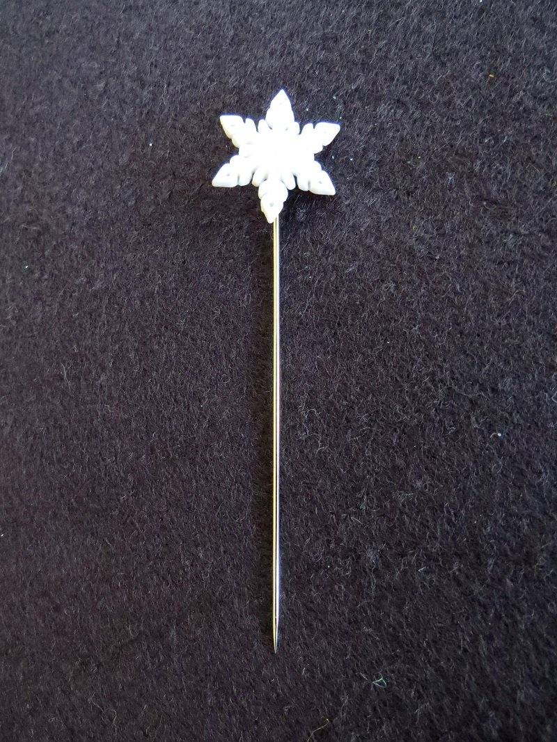 Snowflake Pin Kit