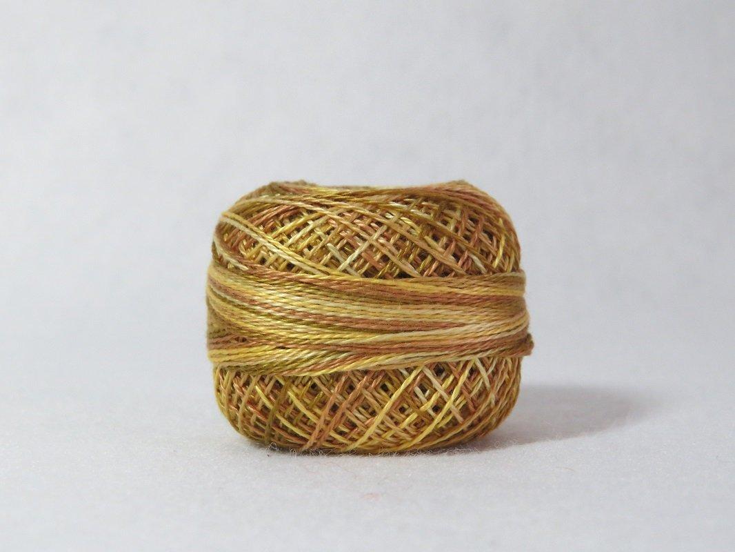 Valdani Perle Cotton Backyard Honeycomb size 12