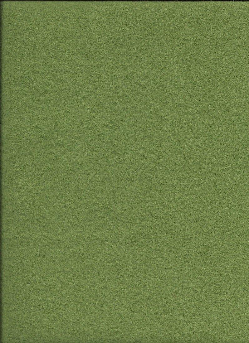 100% Woolfelt - Sea Grass