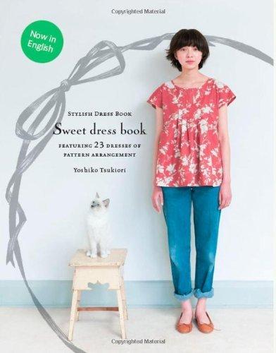 Sweet Dress Book by Yoshiko Tsukiori