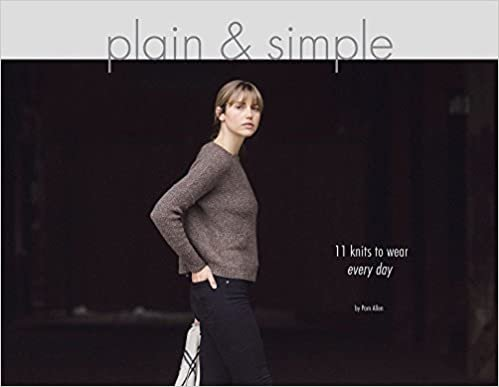Plain and Simple Knitting Book