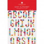 Missouri Star Easy Alphabet pattern
