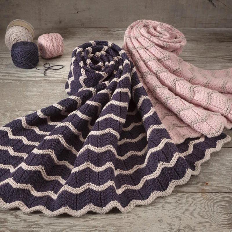 Appalachian Baby Boho Baby Blanket Kit