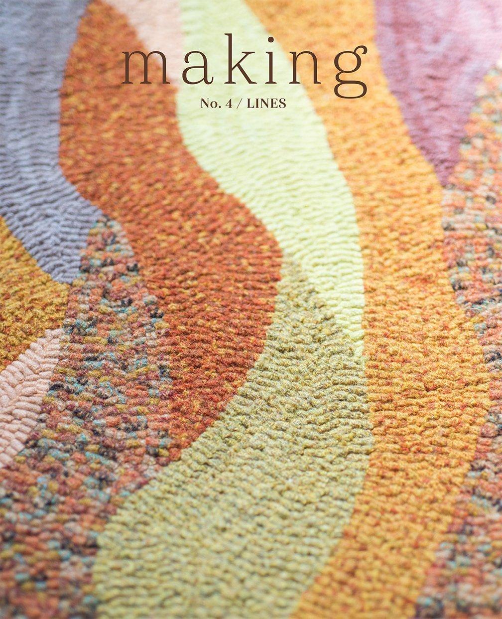 Making Magazine No. 4 Lines