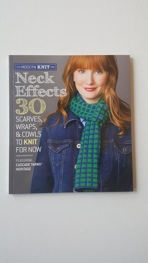 The Modern Knit Mix Neck Effects Book