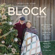Missouri Star Block Vol 7 Issue 6