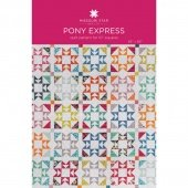 Missouri Star Quilt Pony Express pattern