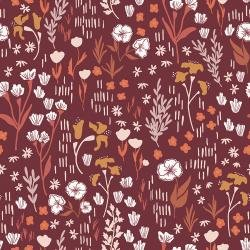 Cotton and Steel Meadow Rayon