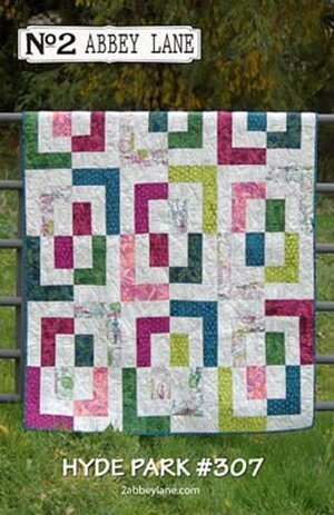 Quilt Pattern Hyde Park by Abbey Lane Quilts