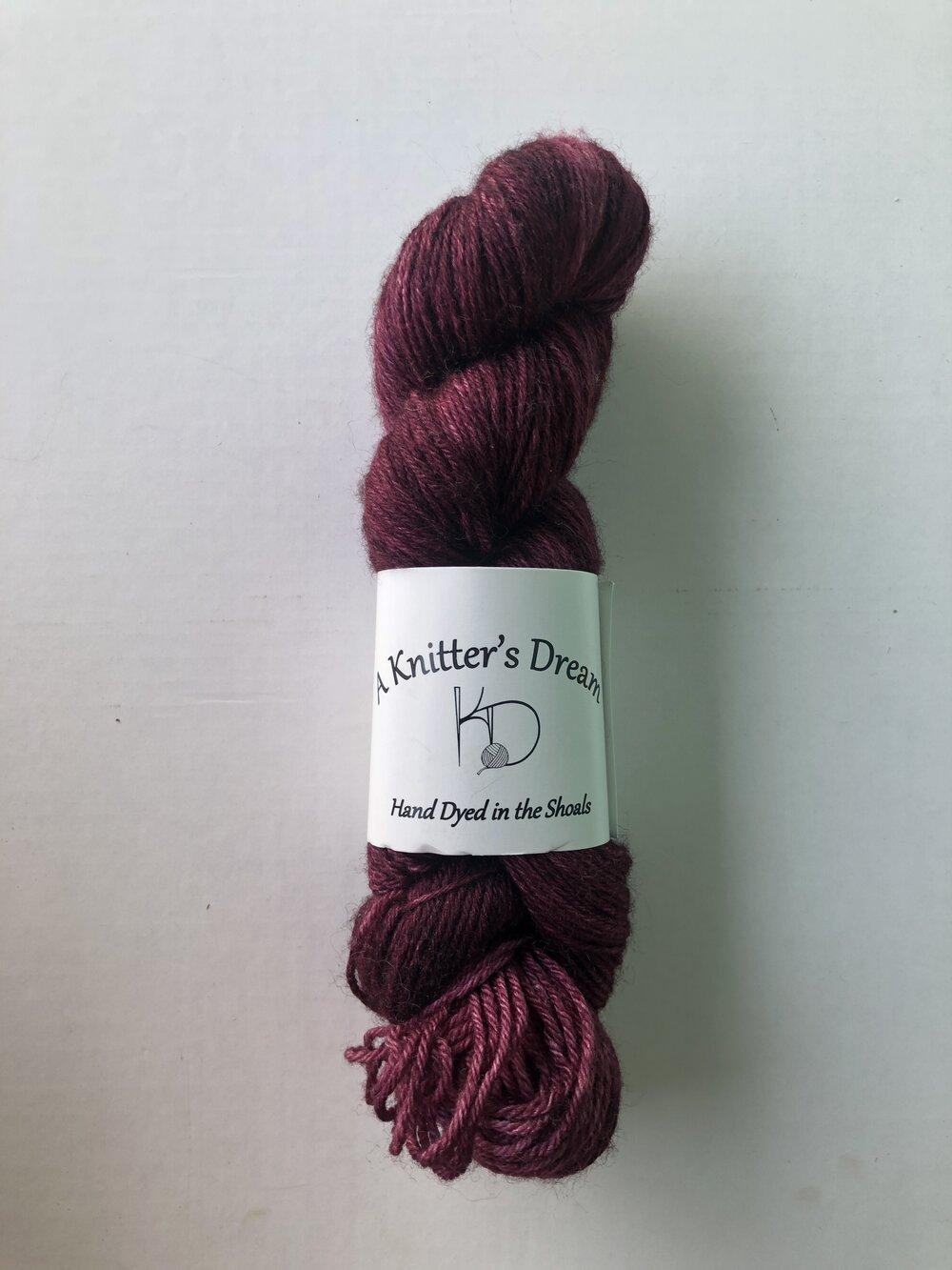 A Knitter's Dream Sport