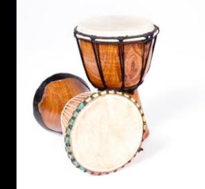 Hand Drum Set