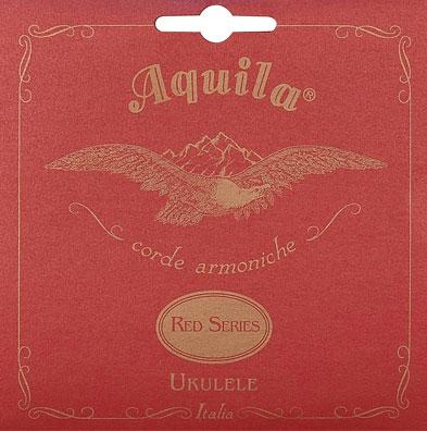 Aquila Red banjo Uke string set