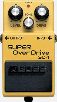 Boss Super Overdrive