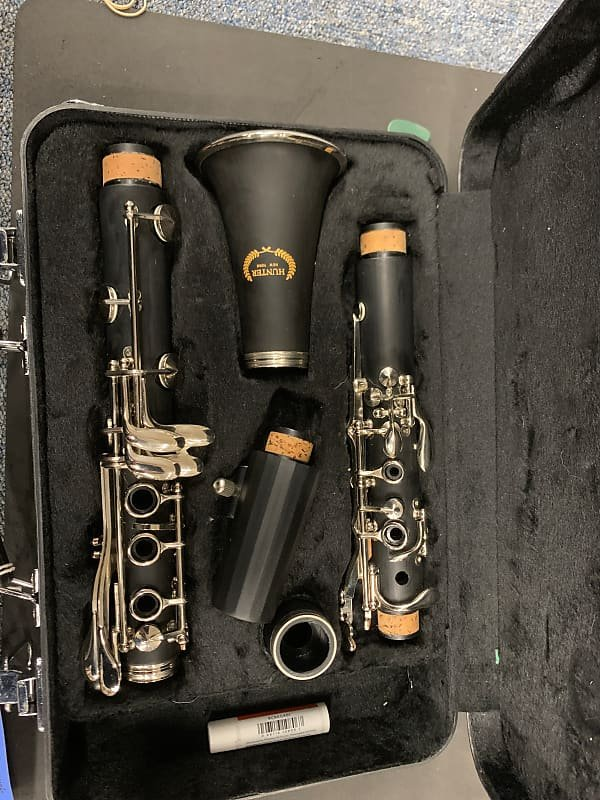 Hunter Clarinet w/HSC