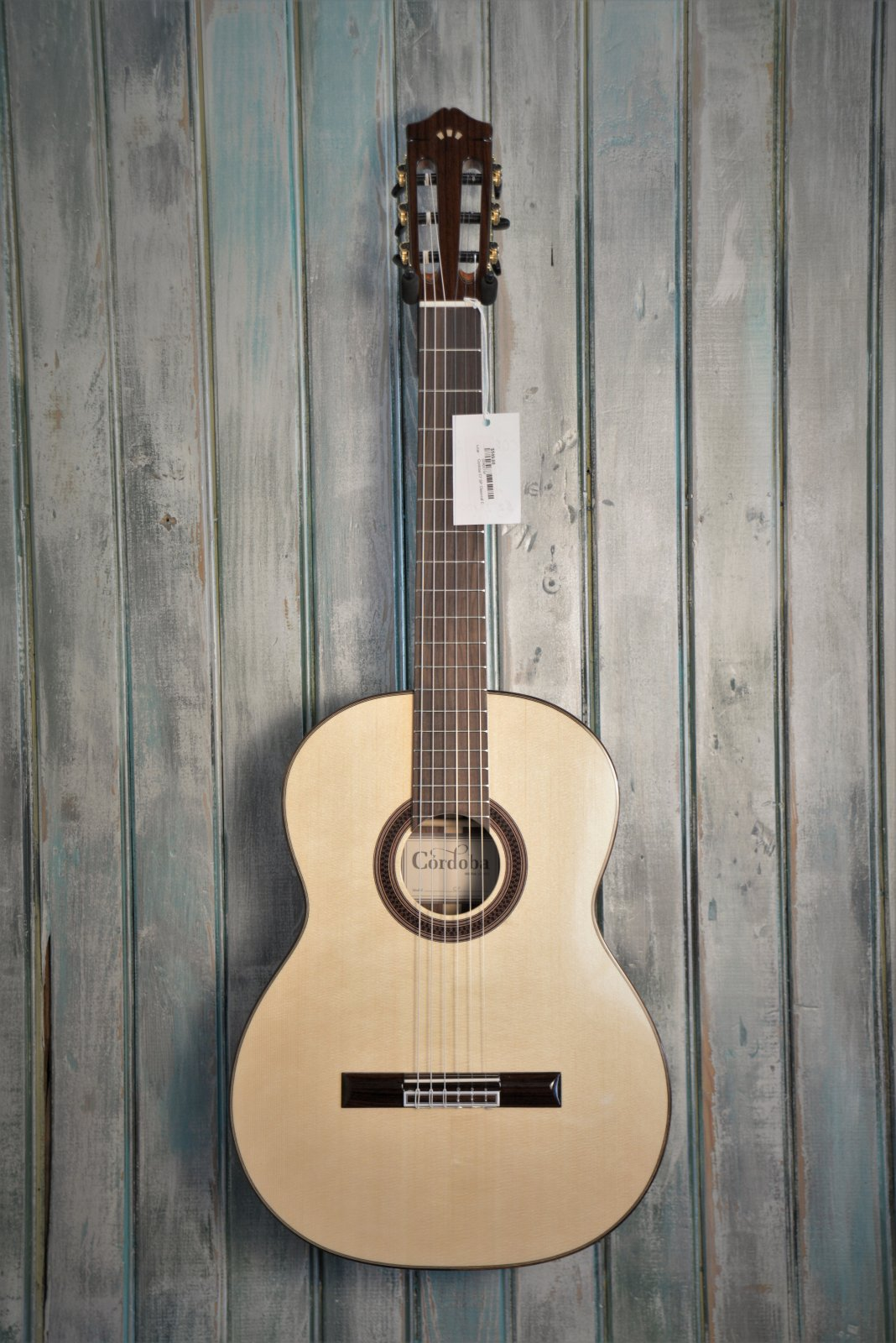 Cordoba C7 SP Classical Guitar with Solid Spruce Top