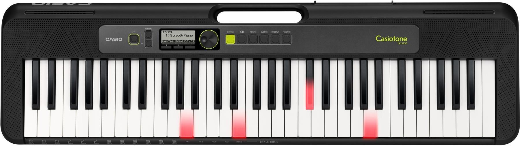 Casio LK-S250 Electronic Keyboard