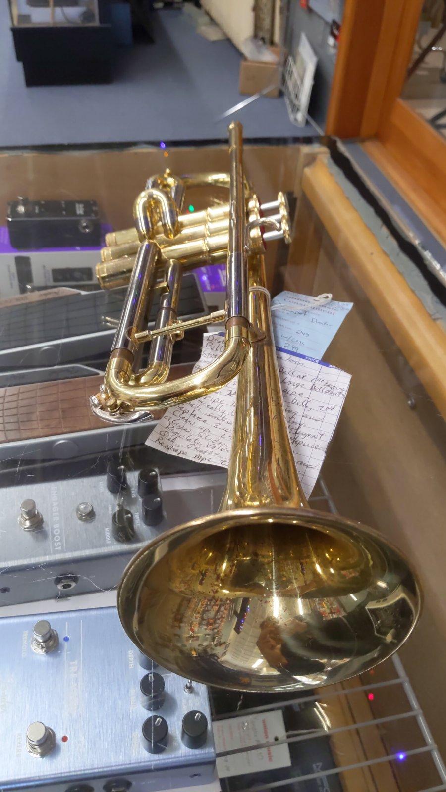 Conn Director Trumpet w/case
