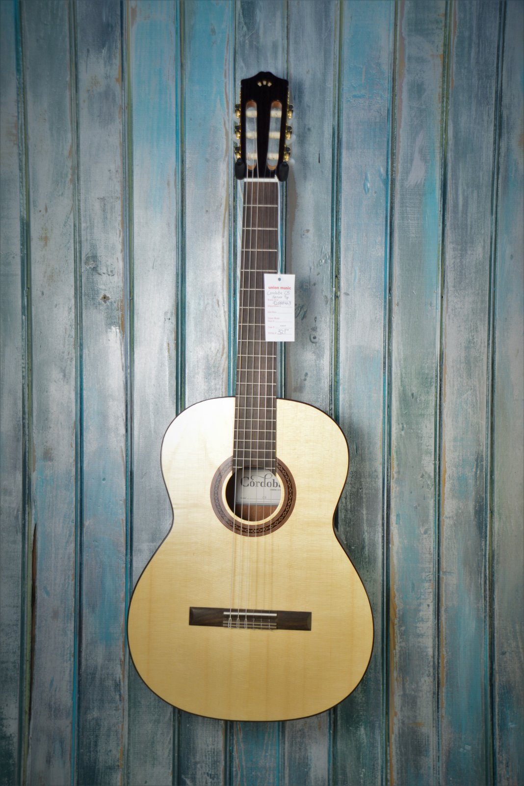 Cordoba C5 SP Classical Guitar with Spruce Top