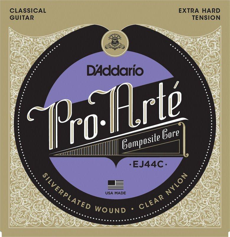 D'Addario Classical Extra Hard Pro Arte Composite EJ44C