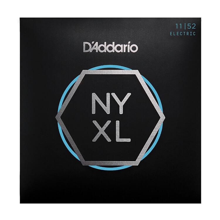 D'addario NYXL 11-52 electric guitar string set