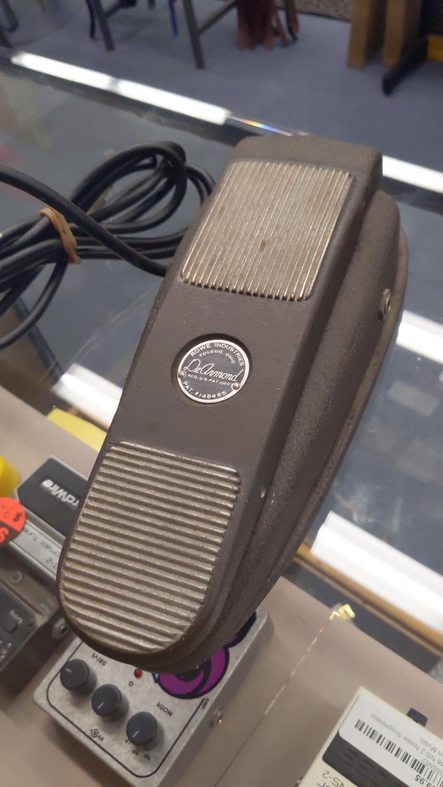 Used Dearmond 600 Pedal