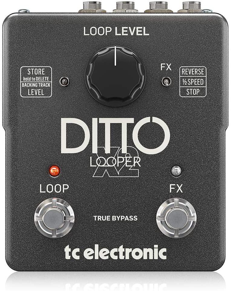 Ditto Looper x2 Pedal