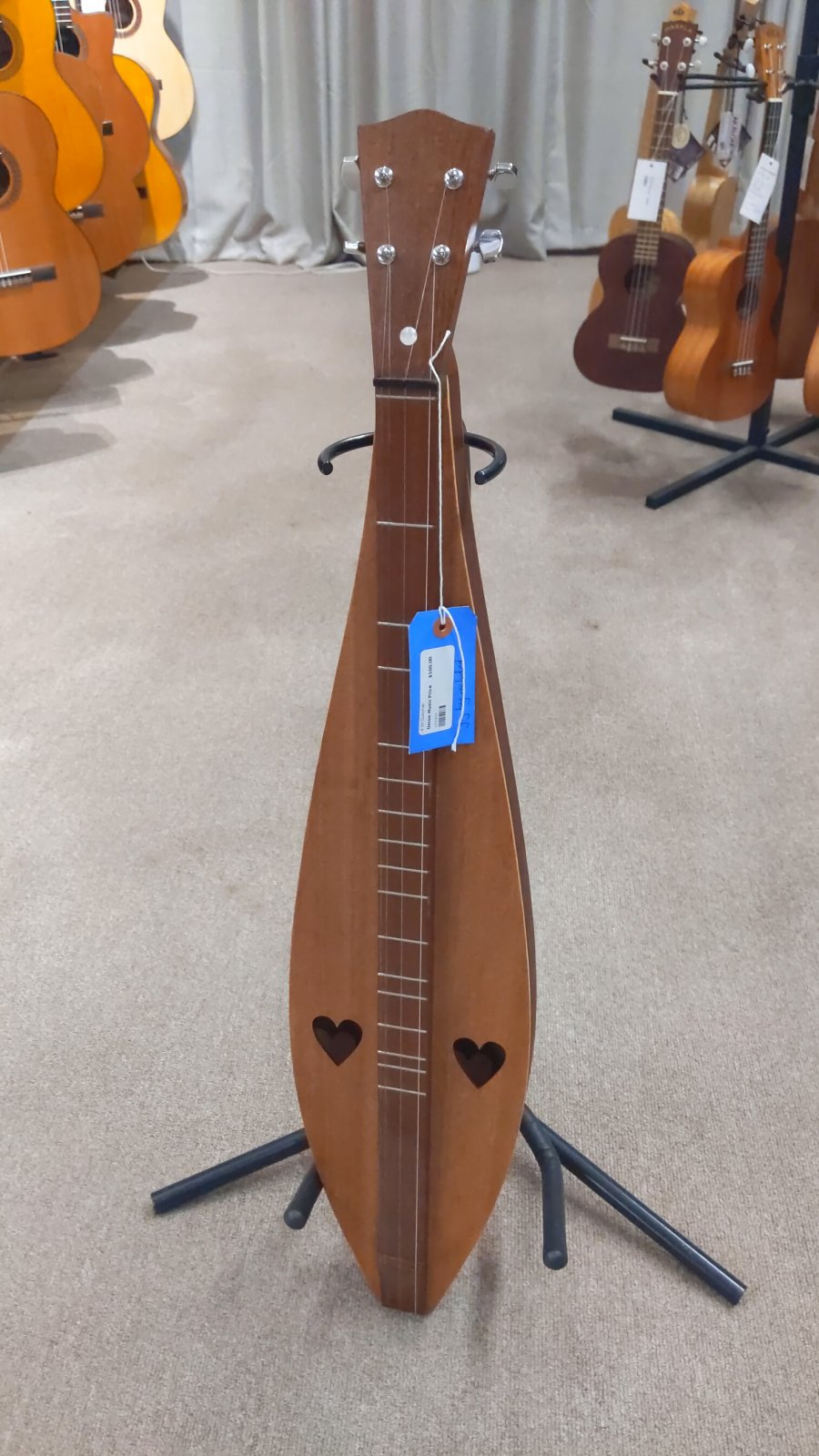 Used 4 String Dulcimer