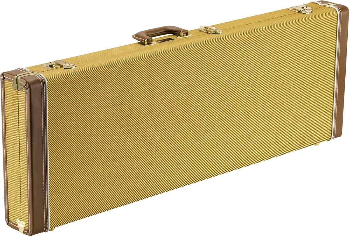 Classic Series Wood Case - Strat/Tele, Tweed