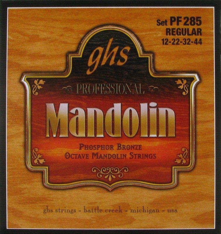 GHS Reg PhosBrnz Octave Mandolin Strings 12-22-32-44
