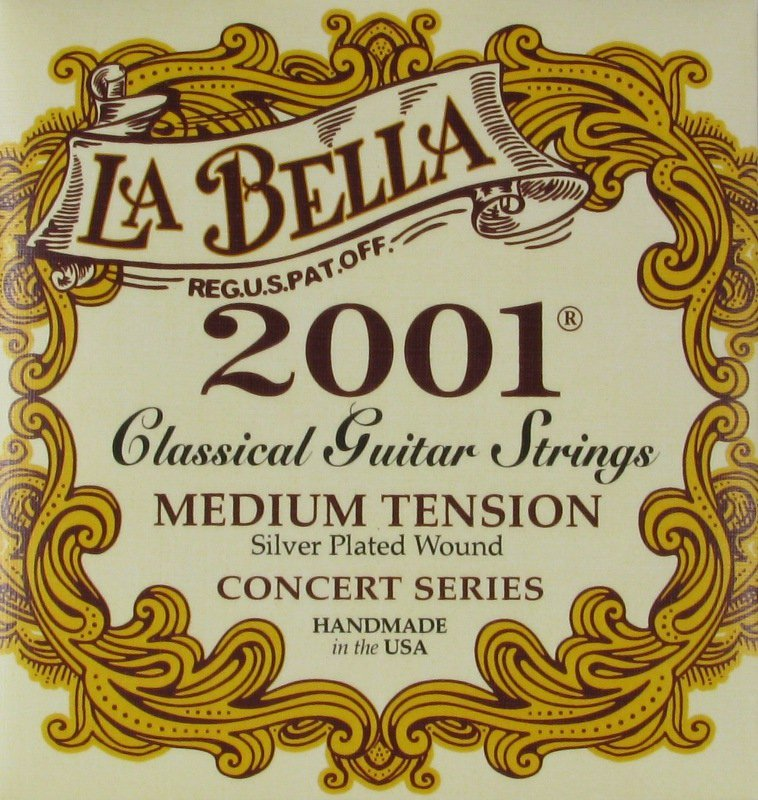 La Bella Classical 2001 Med