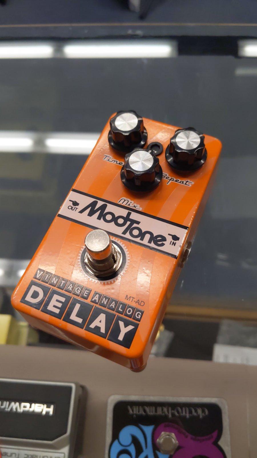 Used ModTone pedal