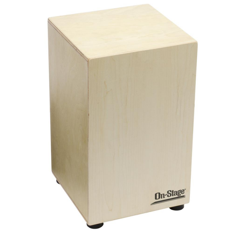 Onstage Fixed snare Cajon