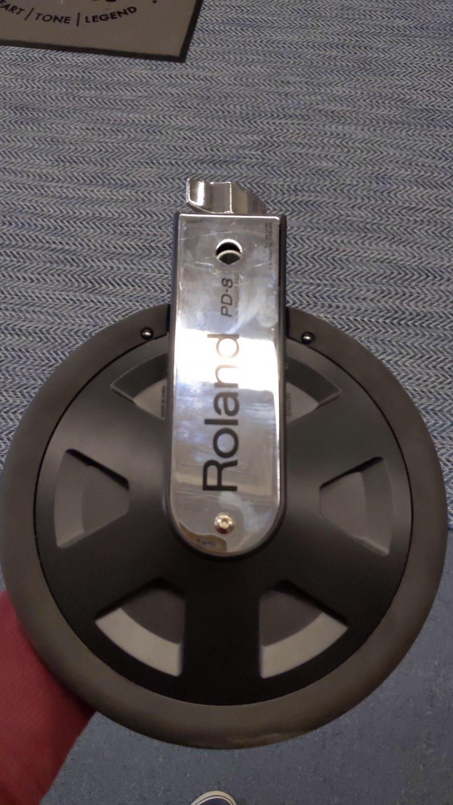 Used Roland PD-8 Drum Trigger