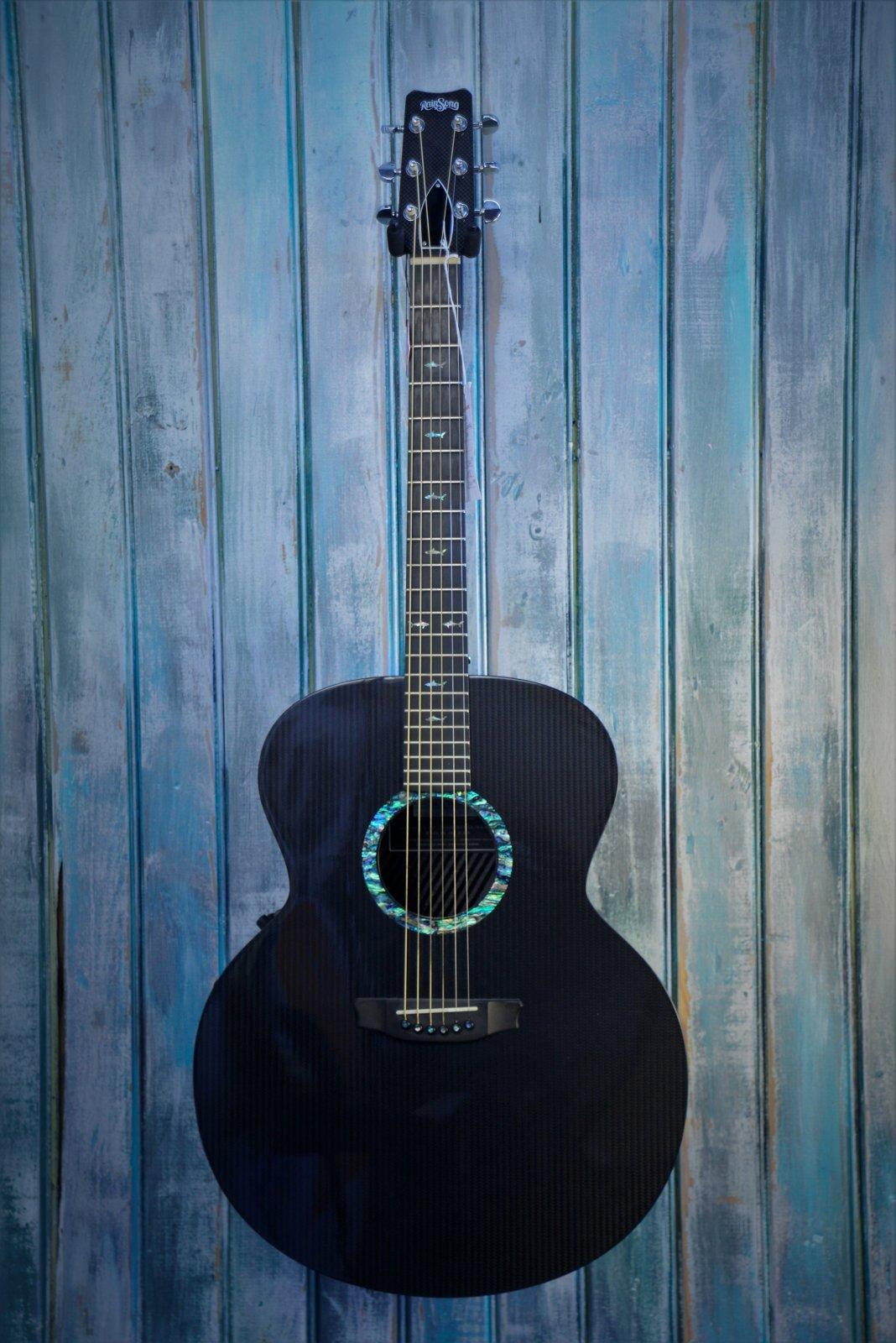RainSong JM1000N2 Jumbo acoustic guitar
