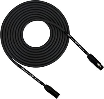 RapcoHorizon 10' mic cable XLR