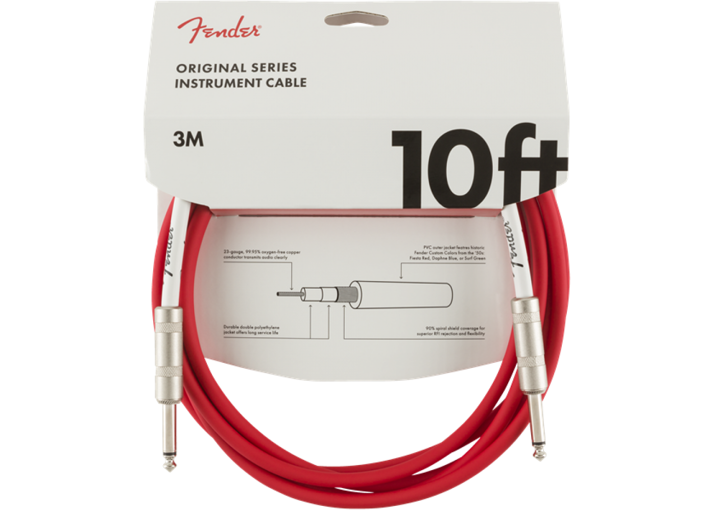 ORIGINAL 10' INST CABLE FRD